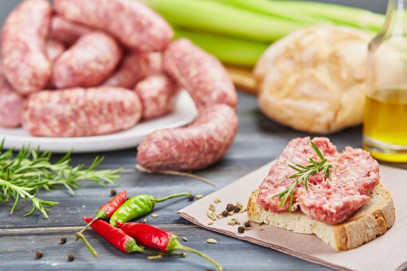 Salsiccie artigianali - Salumificio Bellavista Buggiano Pistoia